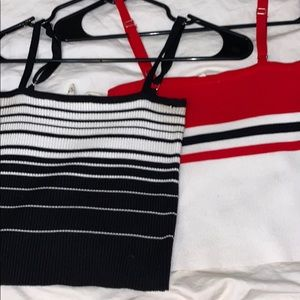 tillys stripe tank top